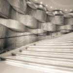 מדרגות שיש- מדרגות משיש באתר צ'יוטלי